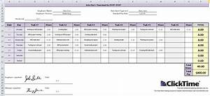 consultant time tracking template - free excel time tracking template weekly timesheet
