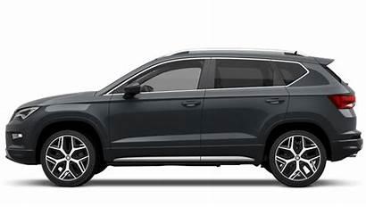 Ateca Seat Fr Sport Grey Rhodium Metallic