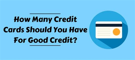 How Many Should You Go Back On A Resume by How Many Credit Cards Should You For Credit