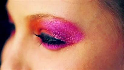 Makeup Gifs Eyes Eye Beauty Dramatic Carnival