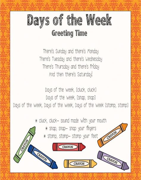 days of the week sing to the tune of the adam s family 192 | 8fabc078854d96f225b97e8288d55761