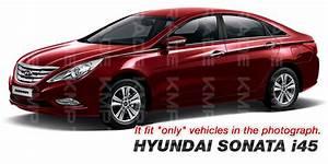 Oem Parts Hood Fender Edge Chrome Trim Right Rh For Hyundai 2011