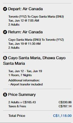 Yyz Deals Cheap Flights All Inclusive Vacations From
