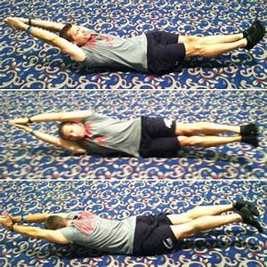 Single-leg Plank Flex And Extend