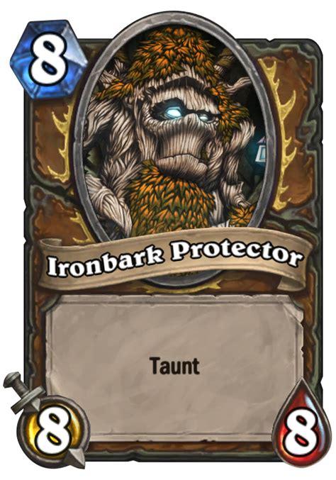 ironbark protector hearthstone card