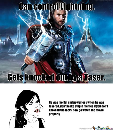 Thor Memes - seriously educate yourself before you diss the god of thunder so true pinterest thunder