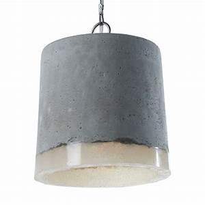 Large round ceiling lights : Buy serax beton round ceiling lamp large amara