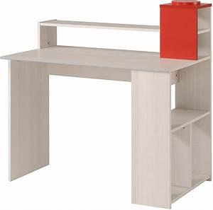 Bureau Ado Fille : bureau pour ados trendy tectake bureau table de avec de ~ Melissatoandfro.com Idées de Décoration