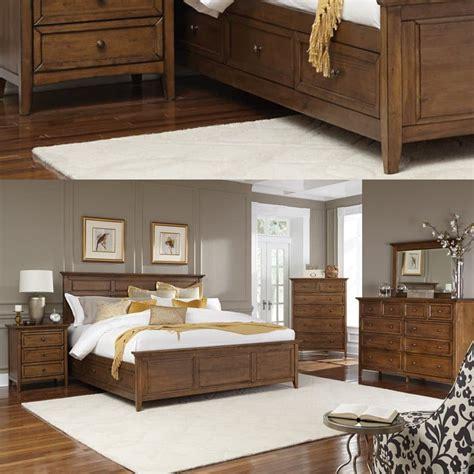 32377 hudson bedroom set hudson bay king storage bedroom set free shipping