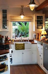 19, Practical, U-shaped, Kitchen, Designs, For, Small, Spaces