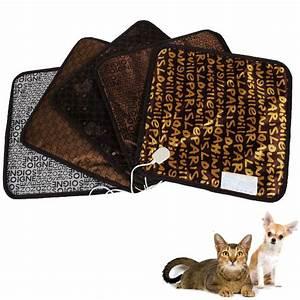 Waterproof Pet Electric Pad Blanket Heat Heated Heating