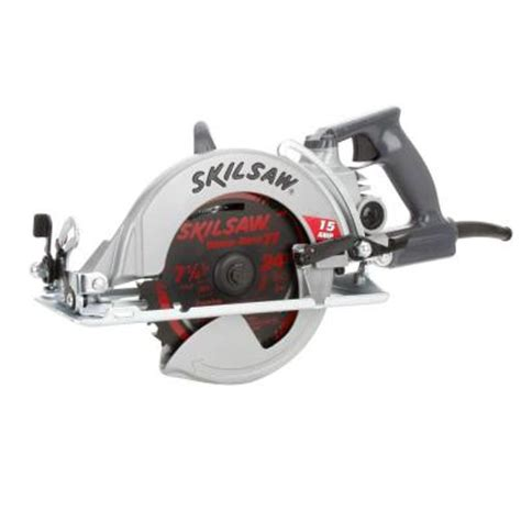 skil flooring saw home depot 15 7 1 4 in worm drive saw