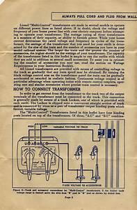 Lionel Postwar Wiring Diagrams Model Train Wiring Diagrams