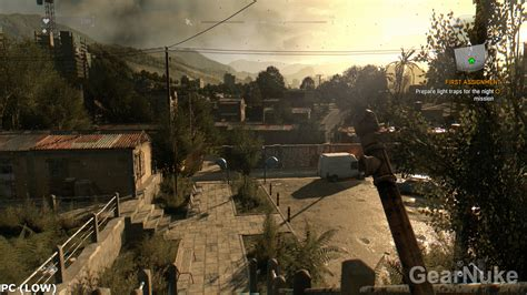 ps4 dying light ps4 can t even match pc s lowest settings dying light