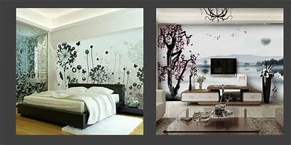 Designs Elegant Interior Patterns Decor Velvet China