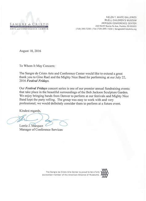 festival manager cover letter lovely thank you letter to manager cover letter exles
