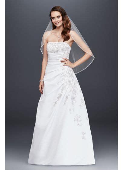 extra length corset  wedding dress  drape david