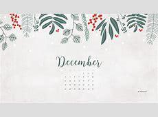 December Background Calendar 2017 Calendar Template 2018
