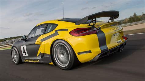 Porsche Cayman Gt4 Clubsport (2017) Review