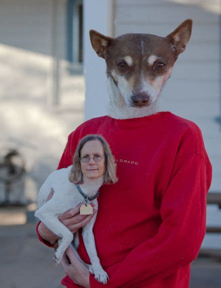 Photoshop Head Swap Human And Dog Funny Face Swap