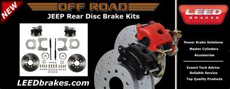 jeep rear disc brake conversion kits jeep brake upgrades