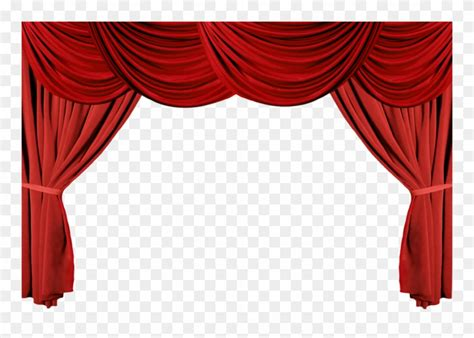 Theatre Drape by Theatre Curtainsmax Transparent Png Clipart Free