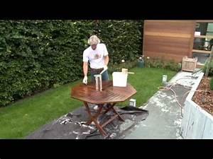 Comment Huiler Vos Meubles De Jardin En Teck Xyladecor