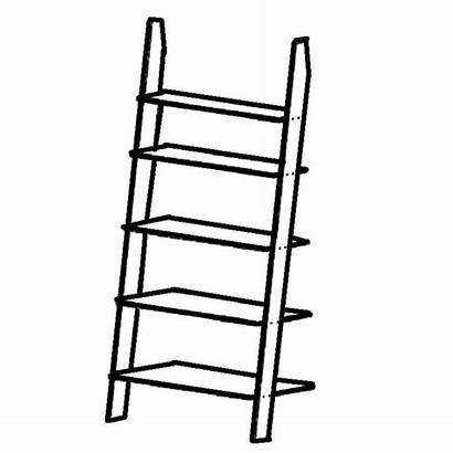 Mirror Ladder Ashwood Shelves Shelf Mint Ashme