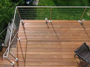 1000 images about garde corps on pinterest cable With garde corps inox terrasse