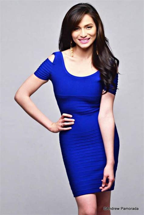 jennylyn mercado blue dress fashionistas pinterest