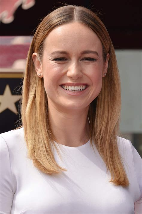 Brie Larson John Goodman Hollywood Walk Fame