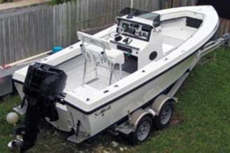 Soundings Boats For Sale by Seacraft 20 Master Angler Soundings