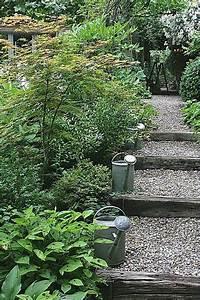 17 meilleures idees a propos de jardin en pente sur With beautiful amenagement de jardin avec des pierres 5 allees de jardin creatives pour votre exterieur archzine fr