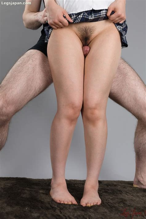 Sana Iori, 伊織沙菜, Japan Leg Fetish - Light Blue Pantyhose ...