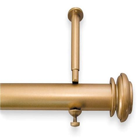 Bold Pole Curtain Rod   Gold   Boscov's