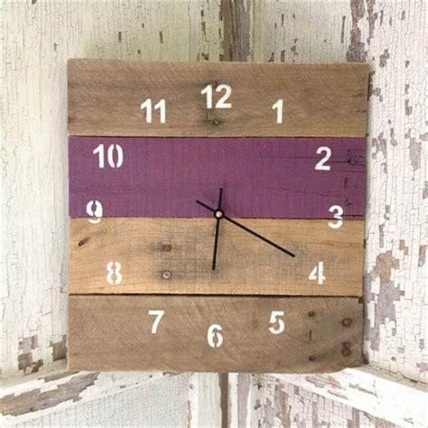 easy diy wall clock ideas  room diy