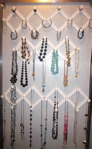 Dollar Store DIY Jewelry Organizer