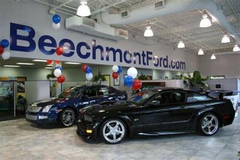 Beechmont Ford Car Dealership In Cincinnati, Oh 45245