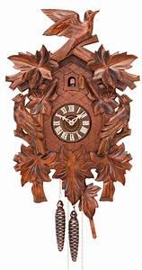 Cuckoo, Clock, 7, Leaves, 3, Birds, Ka, 1648, Ex, N, New