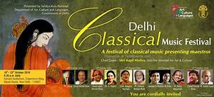 MUSIC : Delhi Classical Music Festival at Kamani ...