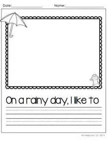 25 ideas about kindergarten writing journals on