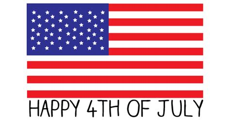 flag  july clipart   cliparts  images