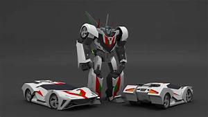 Transformers Prime Wheeljack Vehicle Mode