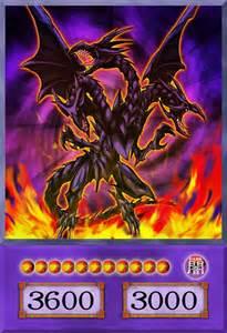 yugioh red eyes darkness dragon anime