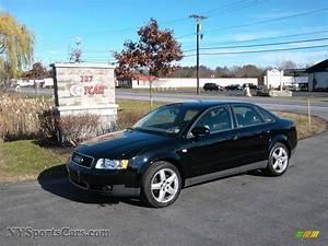 Audi A4 2003 : 2003 audi a4 1 8t quattro sedan in brilliant black 297683 cars for sale ~ Medecine-chirurgie-esthetiques.com Avis de Voitures