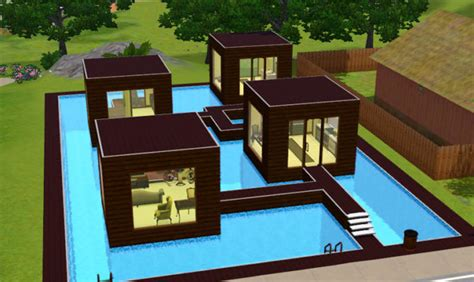 inspiration cool sims  house house plans
