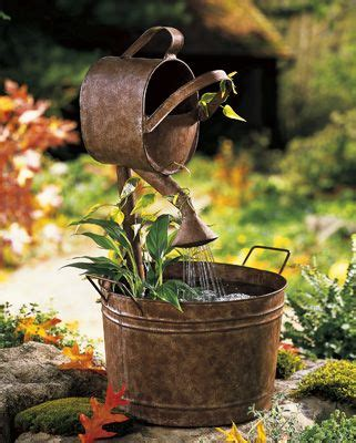 rustic garden features pinterest the world s catalog of ideas