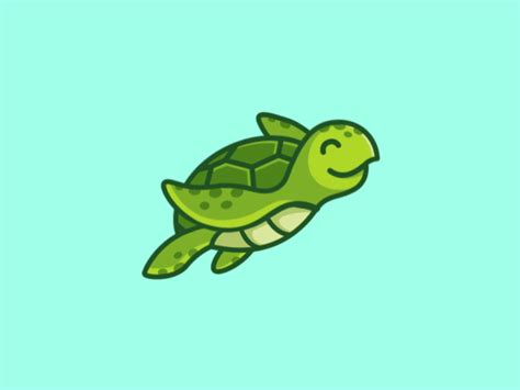 sea turtle animation   animation motion graphic