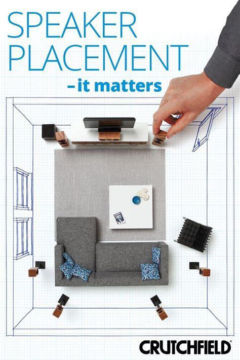 Speaker Placement For Home Theater Casse Audio Studio