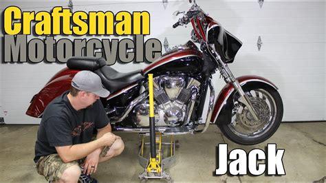 Craftsman Professional 1500 Lb. Motorcycle/atv Jack